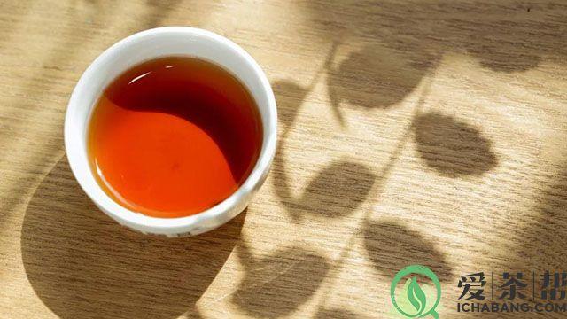 津乔普洱茶茶汤图片