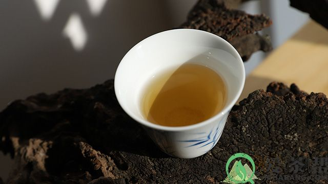 彤掌柜茶业普洱茶茶汤