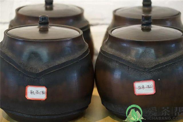 普洱茶保存罐藏法