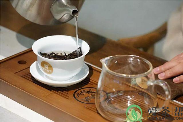 普洱茶冲泡方法低水线