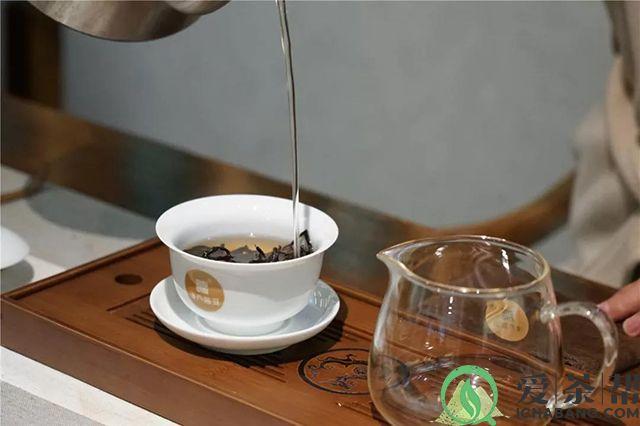 普洱茶冲泡方法高水线
