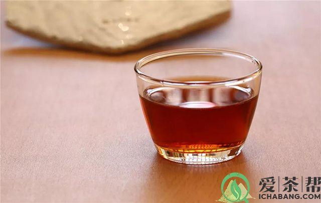 普洱茶茶汤