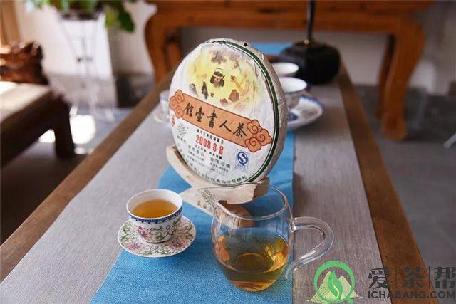 普洱茶冲泡