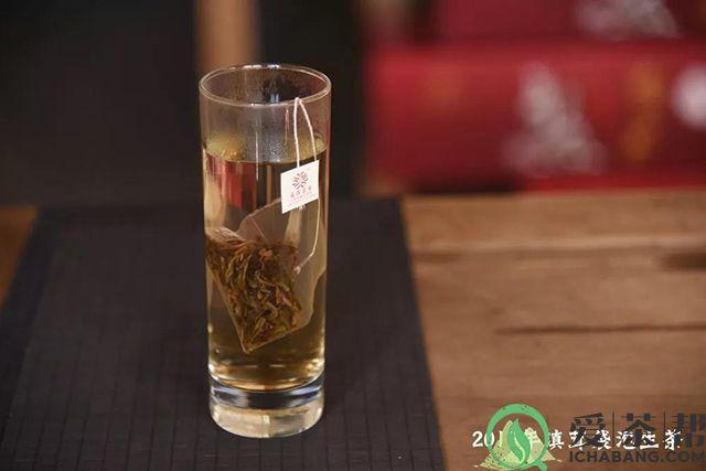 新生普茶汤展示