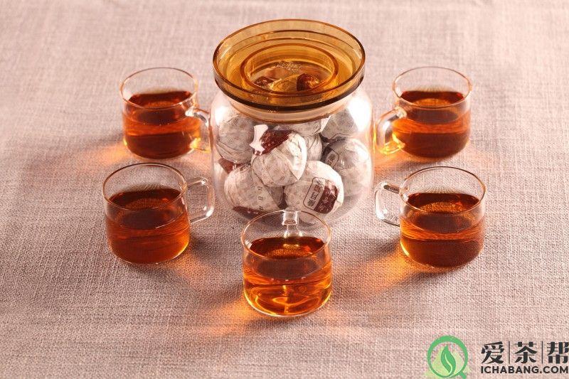 深度解析小青柑普洱茶为何成赠礼佳品