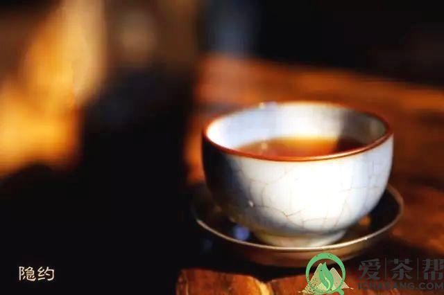 为什么有些茶喝完会口干舌燥?