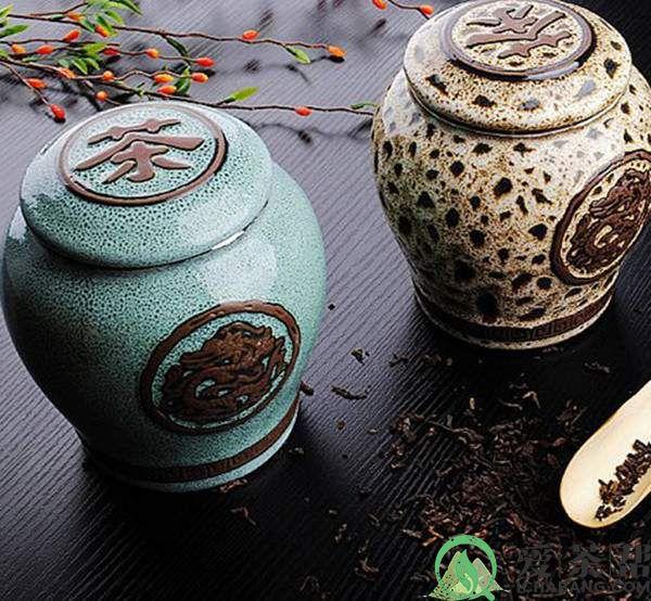紫陶茶叶罐:爱茶之人首选