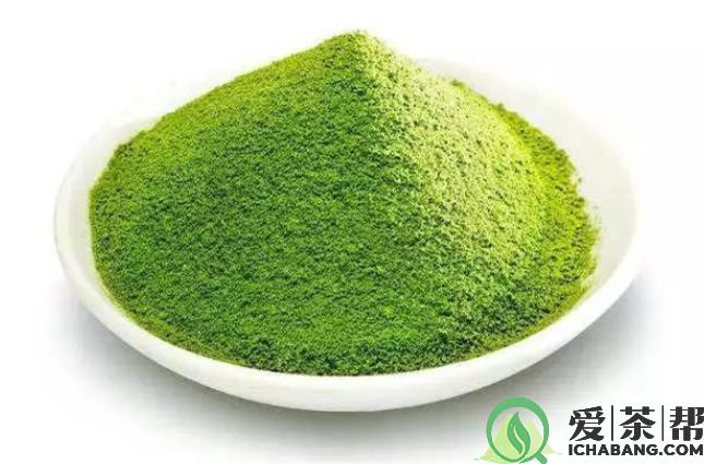 抹茶奶茶的抹茶是绿茶粉吗