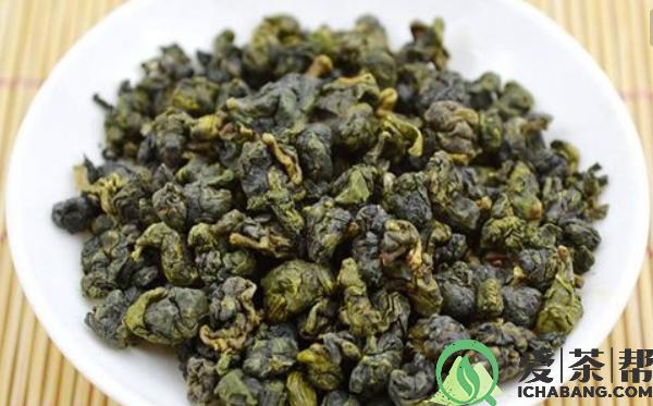 """在台湾被誉为""""茶中圣品""""——冻顶乌龙茶"""