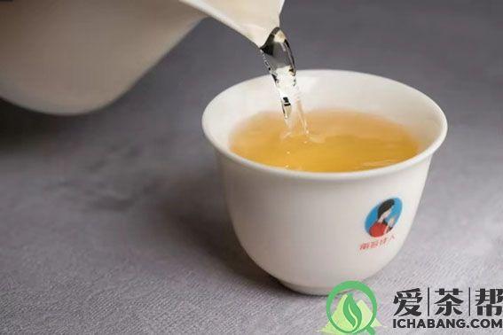 没把握好水温,再好的普洱茶给你也是糟蹋
